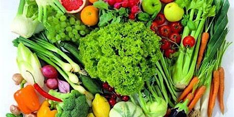 Social Prescribing and Fruit and Vegetable Prescriptions tickets
