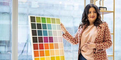 Foundation of colour psychology in creating a brand tickets