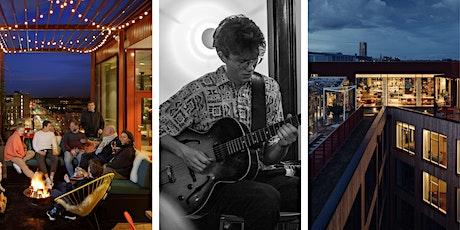 Rooftop Jazz Sessions: Chris Andersen | Emil Hornhavr | Mariusz Praśniewski tickets
