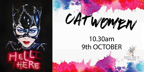 Easely Does It -Catwomen- With Maria +14 day recording tickets