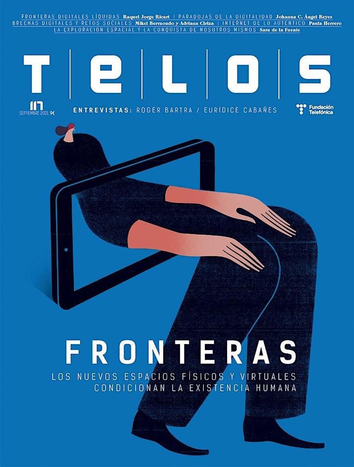Imagen de Presentación de la Revista Telos 117. 'Fronteras'