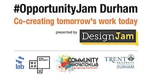 #OpportunityJam Durham: Sep 19, 2015