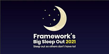 Framework's Big Sleep Out  2021 tickets