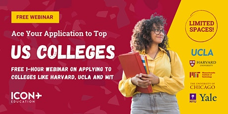 Ace Your US College Application and the SAT tickets