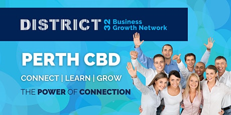 District32 Business Networking – Perth CBD - Fri  29 Oct tickets