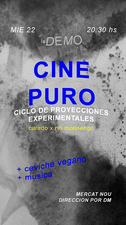 Imagen de PROYECCION + VEGAN NIGHT CON @cp_ceviche