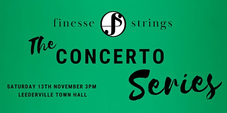 Finesse Strings : The CONCERTO Series tickets