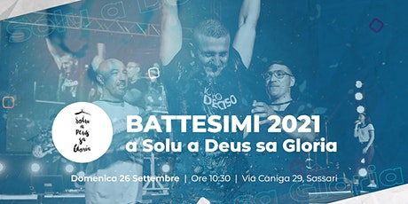 SaDsG | Battesimi del 26 Settembre 2021 biglietti