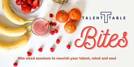 Talent Table Bites - Seeing Clearly in a Blurry World tickets