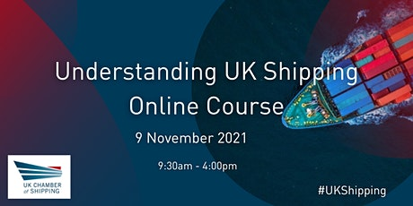 Understanding UK Shipping Course - Online Course tickets