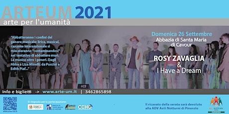 ARTEUM 2021 - Arte per l'umanità biglietti