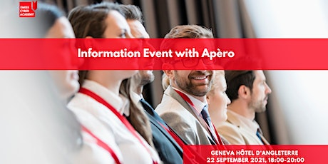 Information Event in Geneva: Cyber Security Courses billets