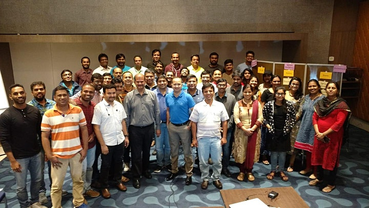 Certified Scrum Master Training in Hyderabad By CST Nanda Lanakalapalli image