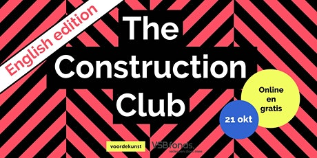 The Construction Club Talks #8 tickets