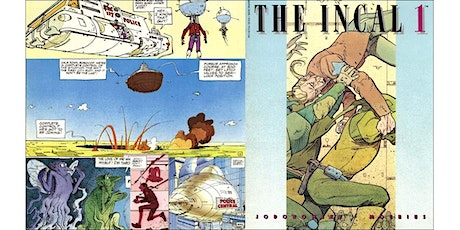 Graphic Novel Discussion Group: The Incal tickets