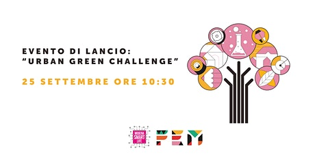 """Lancio di """"Urban Green Challenge"""" - Webinar online biglietti"""