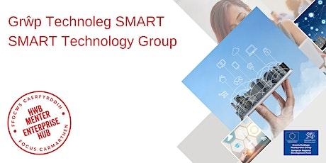 Grŵp  Technoleg SMART | SMART Technology Group bilhetes