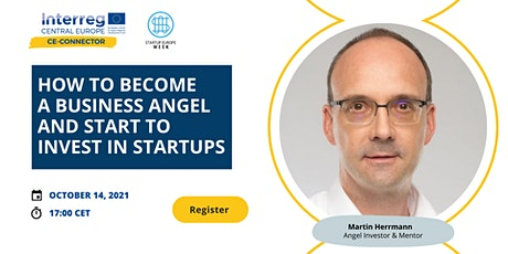 How to Become a Business Angel tickets