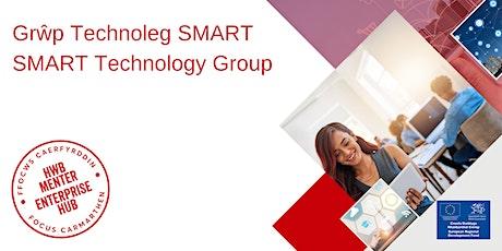 Grŵp  Technoleg SMART | SMART Technology Group tickets