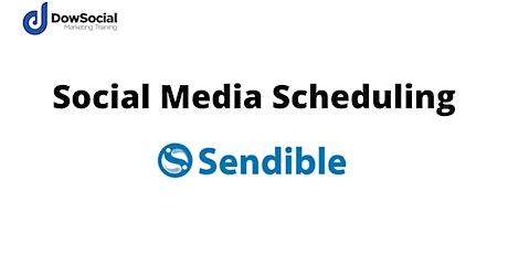 Sendible - Social Media Scheduling Tool tickets
