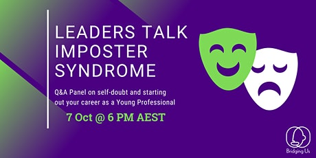 Leaders Talk Imposter Syndrome tickets