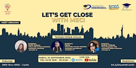 Meet Ormawa Mikroskil: Meet with MEC tickets