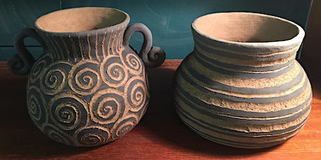 Red Ochre Clay Workshops - Coil Building: Pots! tickets