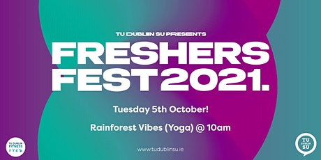 Rainforest Vibes (Online Yoga) tickets
