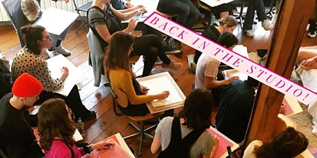 BREAKFAST BODIES - LAID BACK LIFE DRAWING CLASS tickets