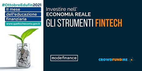 Investire nell'economia reale: gli strumenti Fintech biglietti