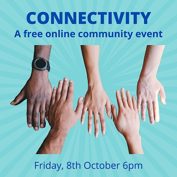 Connectivity, a free community event to commemorate World Mental Health Day image