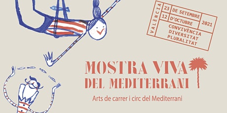 II Encuentro de Circo Social - Mostra Viva del Mediterrani 2021 entradas
