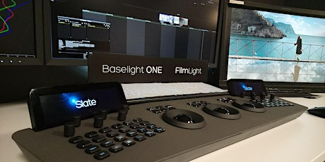 Baselight Colour Grading Induction - for Level 6 BAFP students only tickets