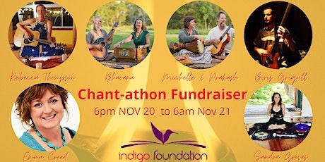 Sacred music Chantathon Fund-raiser tickets