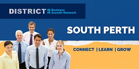 District32 Business Networking Perth – South Perth - Wed 03 Nov tickets
