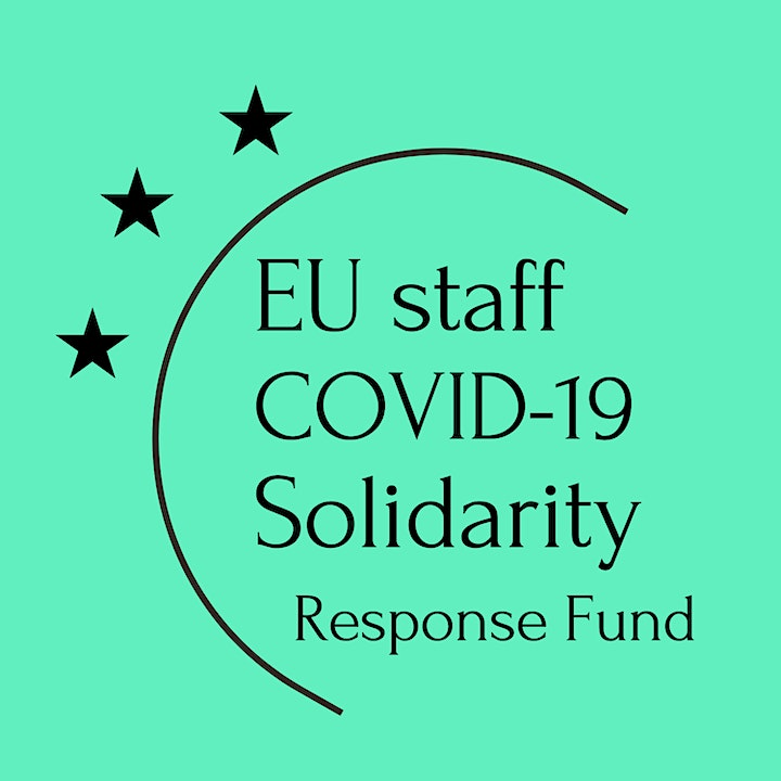 EU staff COVID-19 Solidarity Response Fund - Donor Event 2021 image