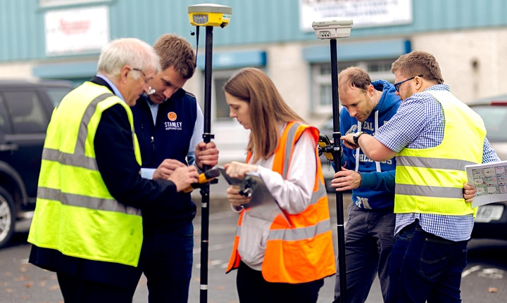 GPS/GNSS Training Course For Surveyors And Construction Engineers image