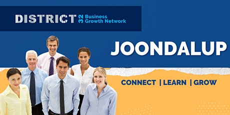 District32 Business Networking Perth – Joondalup - Wed 10 Nov tickets