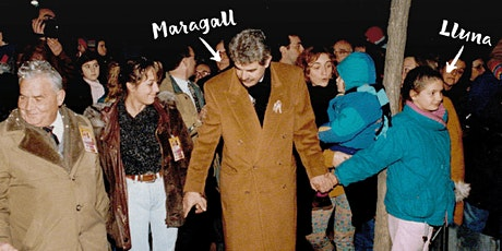 """Projecció de """"MARAGALL I LA LLUNA"""" entradas"""