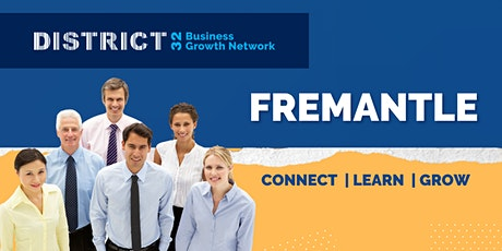 District32 Business Networking Perth – Fremantle - Wed 10 Nov tickets
