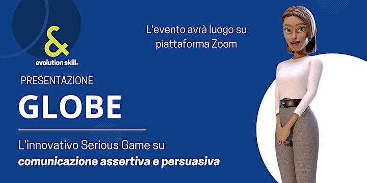 Immagine Presentazione nuovo Serious Game GLOBE