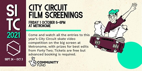 City Circuit - Nottingham Skate Video Competition Screenings tickets