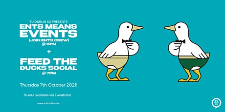 Feed the Ducks Social! (In Person) tickets