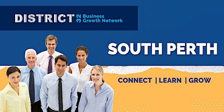District32 Business Networking Perth – South Perth - Wed 17 Nov tickets