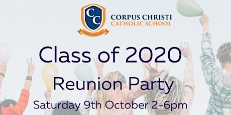 Class of 2020 Reunion Party tickets