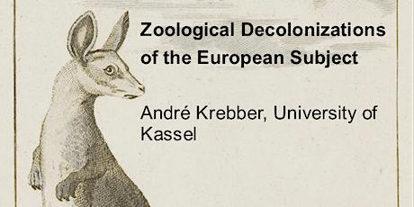 Virtual Presentation - André Krebber, University of Kassel tickets