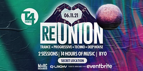 T4 Events presents reUNION tickets