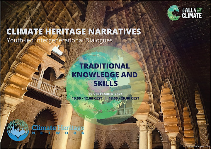 Traditional Knowledge and Skills - Climate Heritage Narratives image