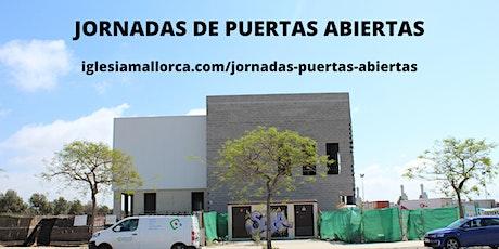 Jornada de Puertas Abiertas (CASA NUEVA) - 03.10.21 - 18:00 horas entradas
