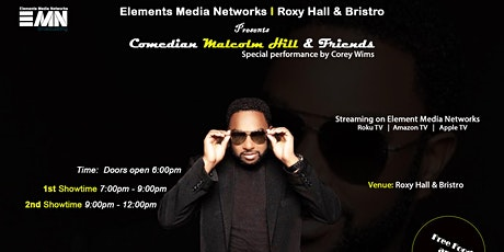 Malcolm Hill & Friends (Thanksgiving Edition) tickets